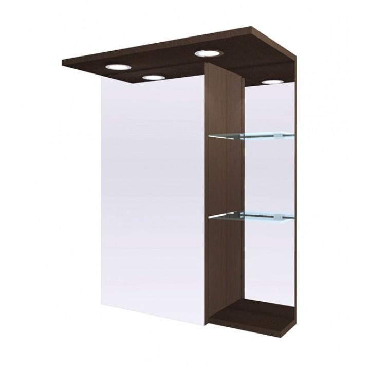 Шкаф зеркальный Ш3-8