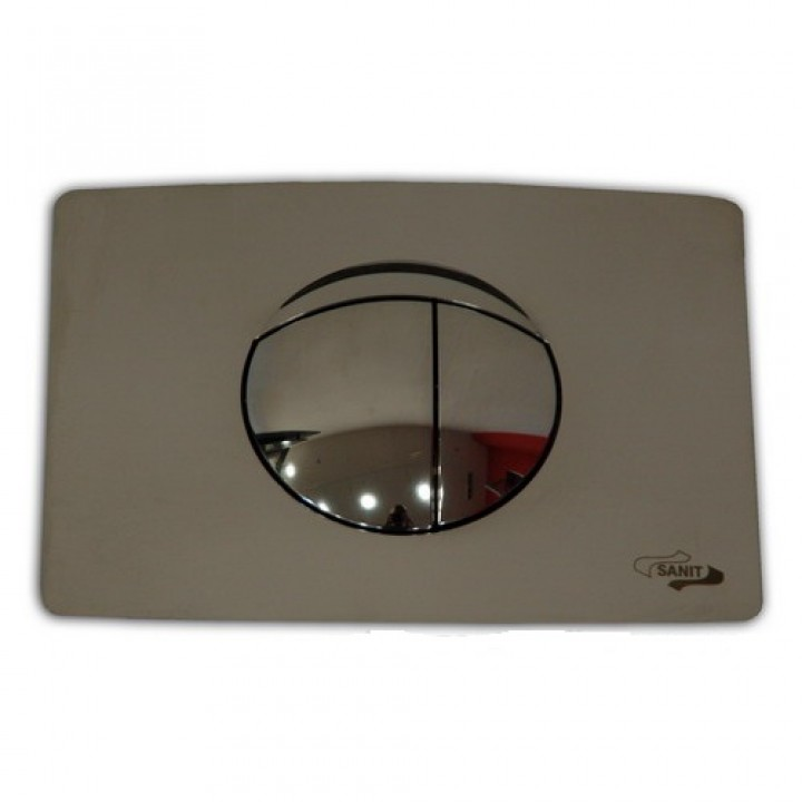 Кнопка для WC хром 701 Sanit