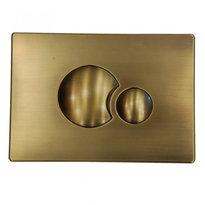 Кнопка бронза 706 Sanit