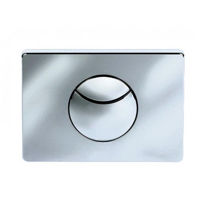 инсталляция для консольного унитаза кнопка хром 703 Sanit