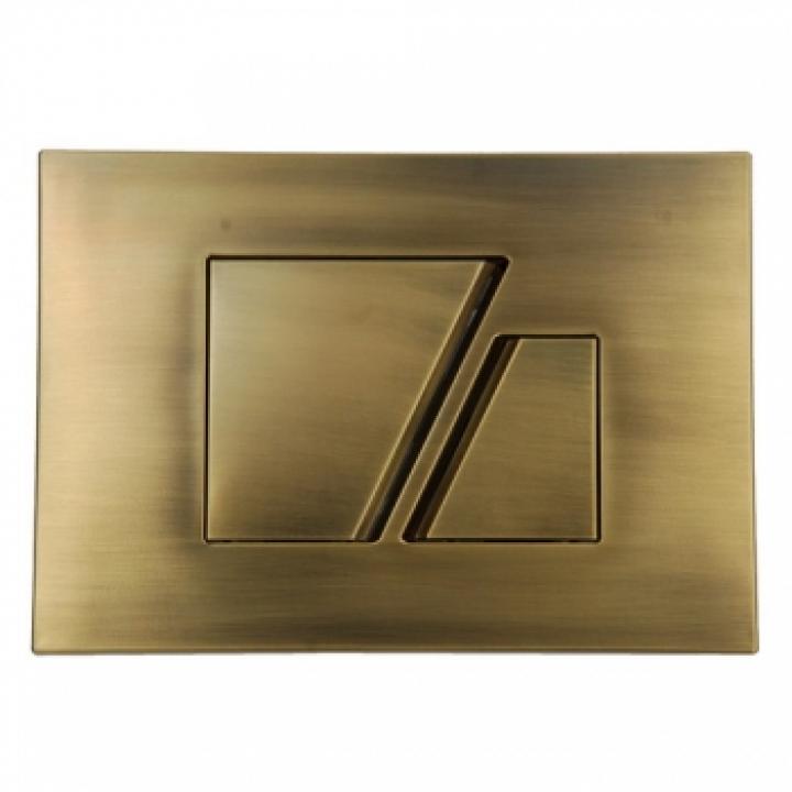 Кнопка бронза 707 Sanit