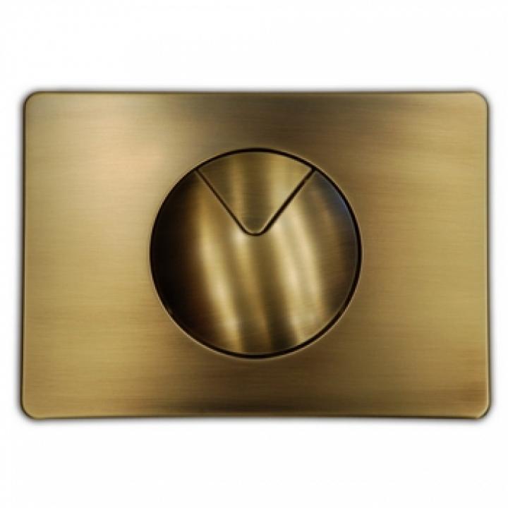Кнопка бронза 702 Sanit