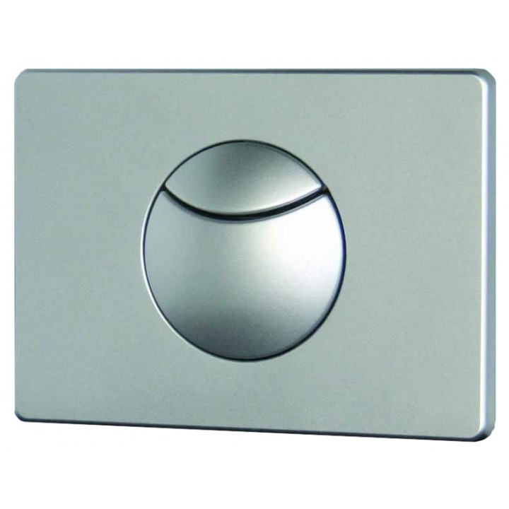 Кнопка матовый хром 703 Sanit