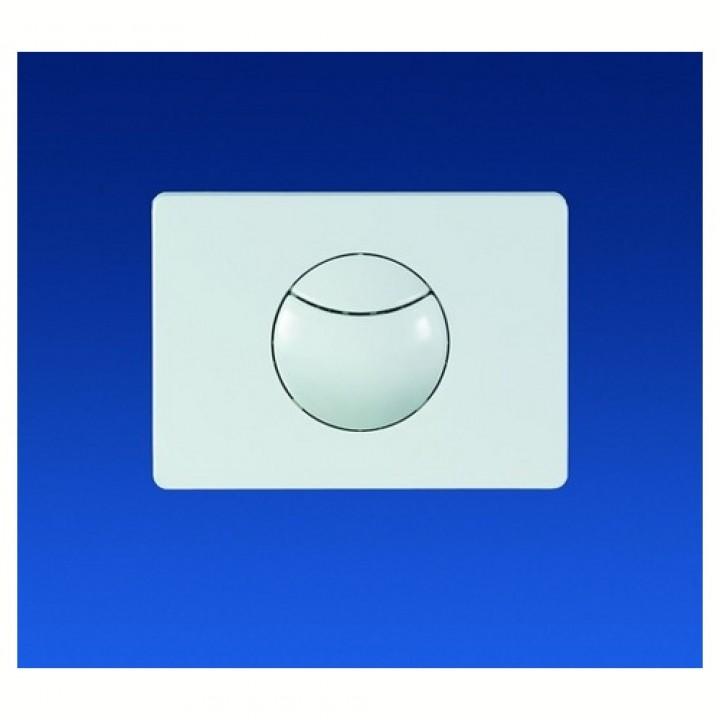 Кнопка белая 703 Sanit