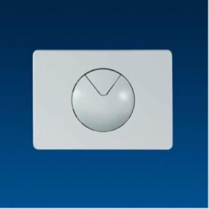 Кнопка белая 702 Sanit
