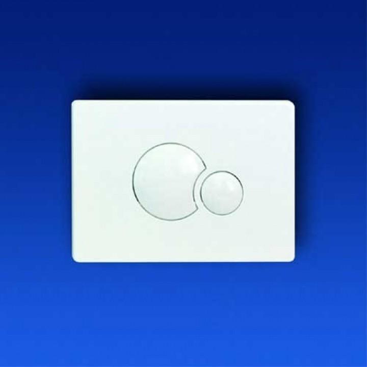 Кнопка белая 706 Sanit