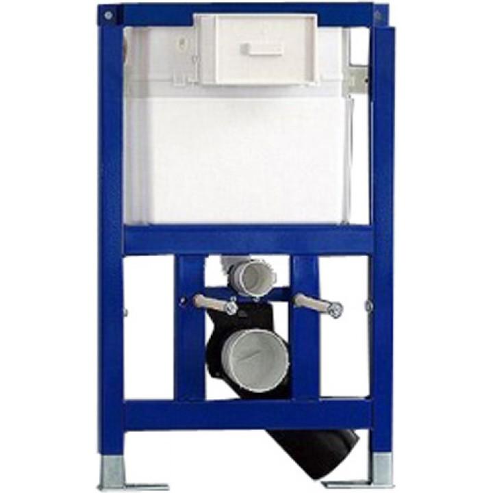 Инсталляция для консольного унитаза низкая, 820 мм Sanit