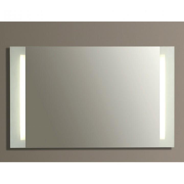 Зеркало горизонтальное 100 с подсветкой